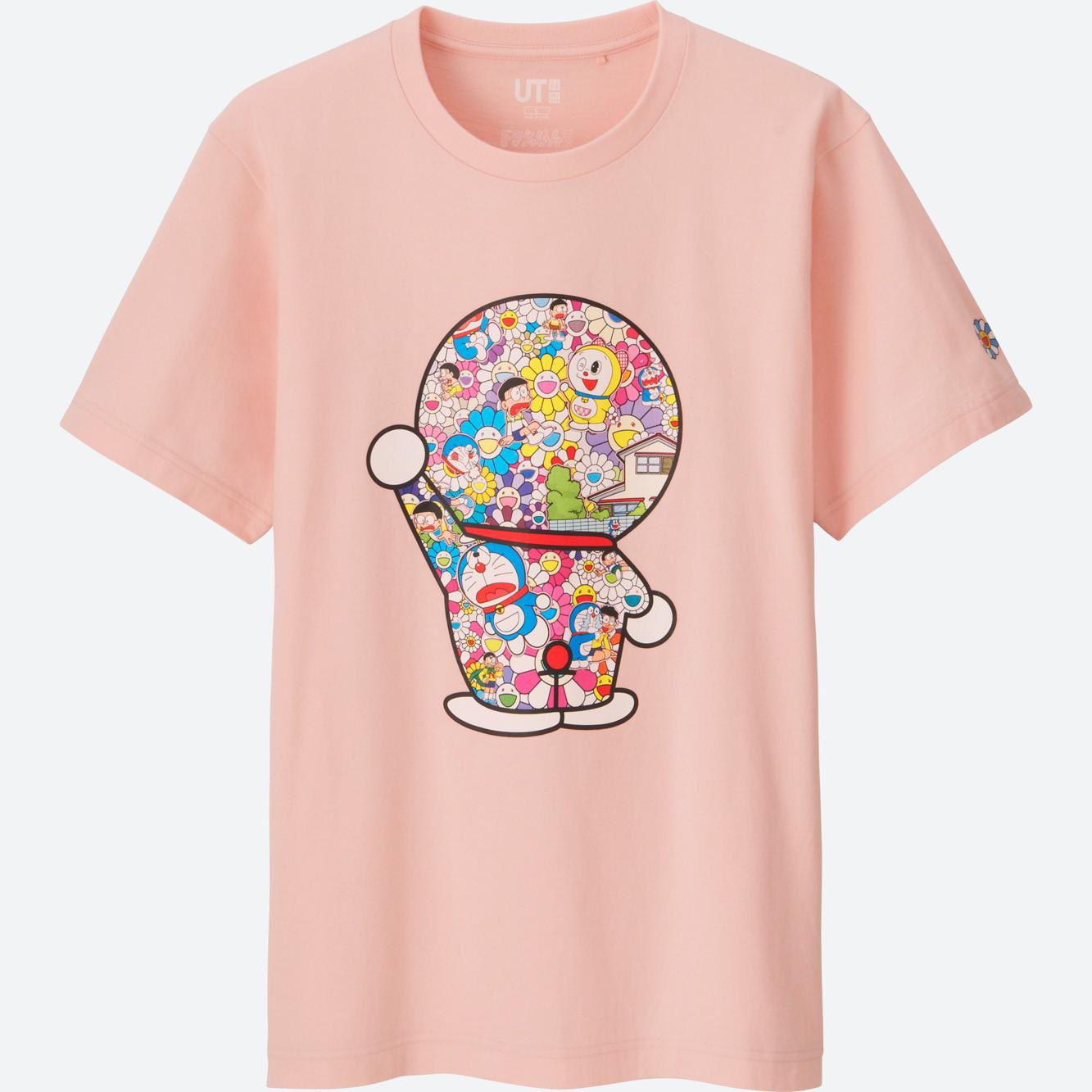 ユニクロが ドラえもんut 発売 村上隆の作品がtシャツやぬいぐるみに