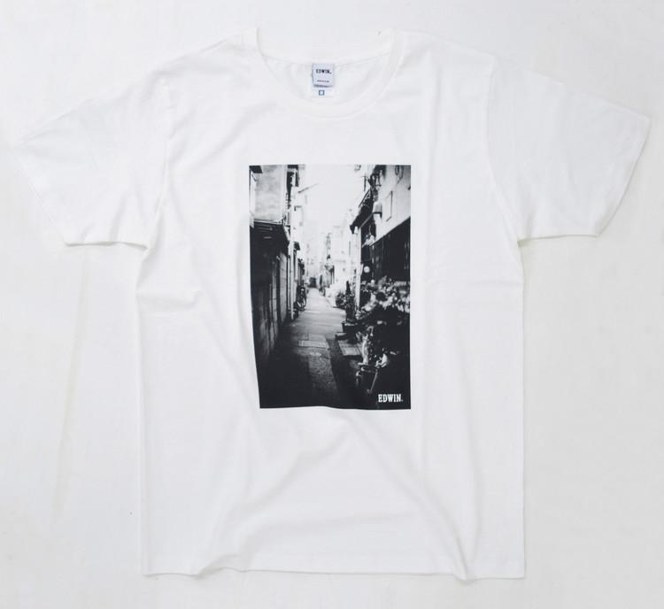 EDWIN DENIM GALAXY 10th Anniversary T-Shirt
