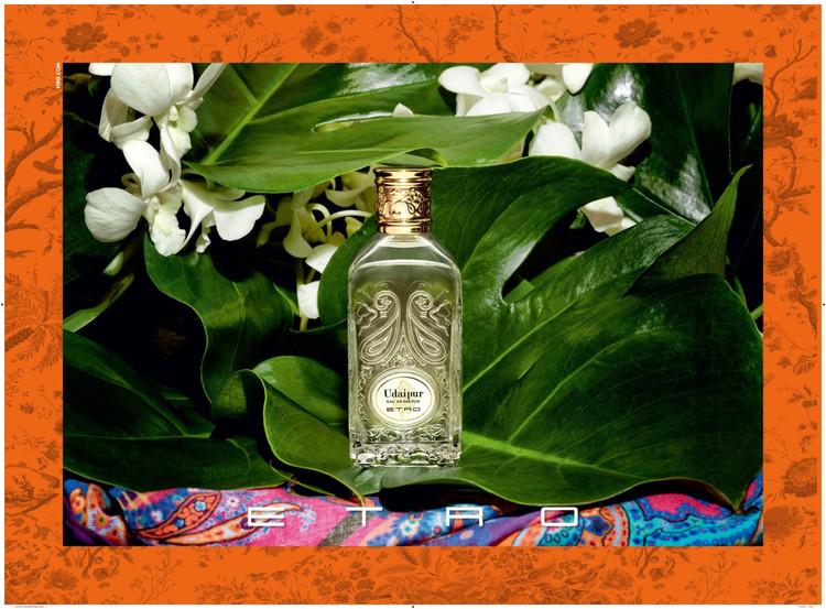 「Udaipur Eau de Parfum」(100ml、税別2万3,000円)