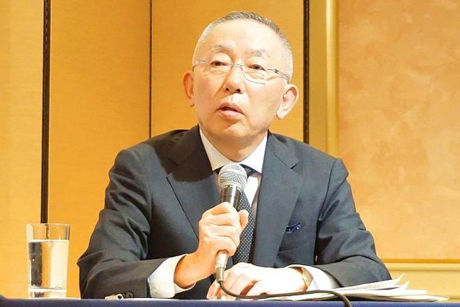 ファーストリテイリング柳井会長が後継問題語るの画像