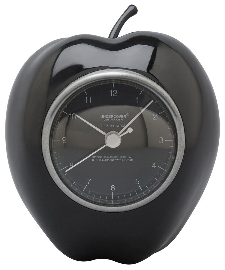 GILAPPLE CLOCK BLACK(税別1万5,800円)