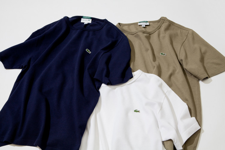 LACOSTE × B:MING by BEAMS