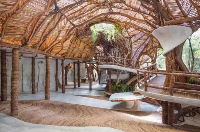 ジブリの世界を彷彿とさせる自然派アートギャラリー「IK Lab」登場の画像