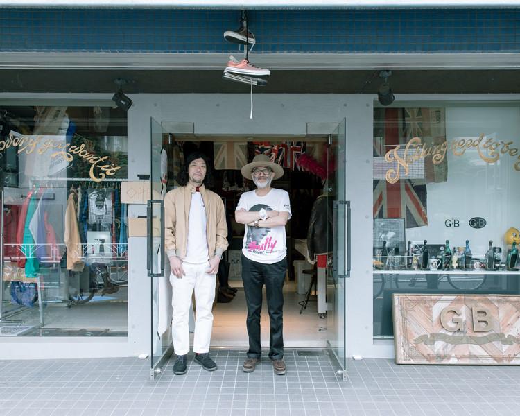 左)相澤修、右)馬場圭介