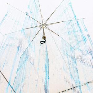 古着や傘を糸になるまで分解、平野薫の個展がポーラ美術館で開催