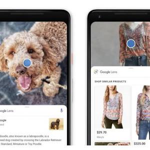 カメラをかざして情報収集できるGoogle Lensのアプリ登場