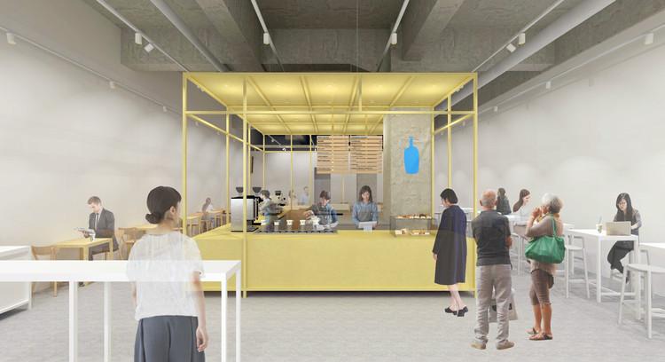 ブルーボトルコーヒー神戸カフェイメージ