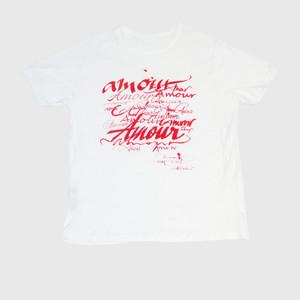 ルシアン ペラフィネ×二コラ・ウシュニール、コラボTシャツ発売
