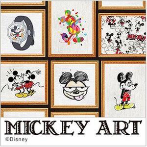 UT×ミッキーマウス、長場雄ら6人のアーティストがデザインした新作発売