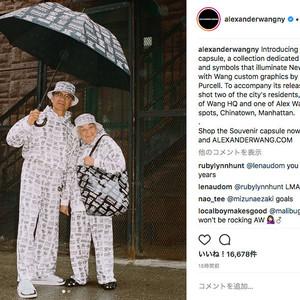 """アレキサンダー ワンが""""お土産""""をイメージしたカプセルコレクション発売"""