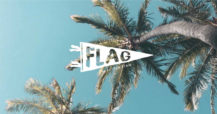 FLAG by ALEXIA STAM