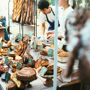 青山ファーマーズマーケット、パティシエによる焼き菓子マーケット「BAKED」を毎週日曜日に開催