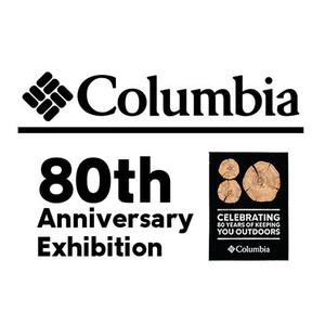 コロンビアが80周年記念エキシビション開催、過去の名品の展示も