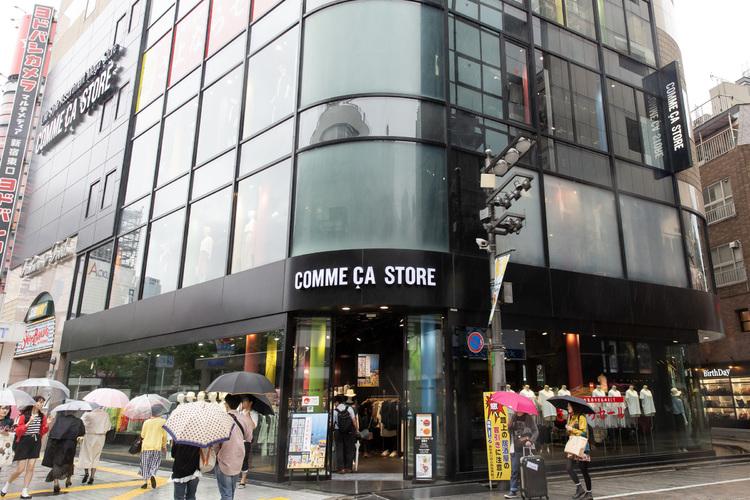コムサストア新宿店