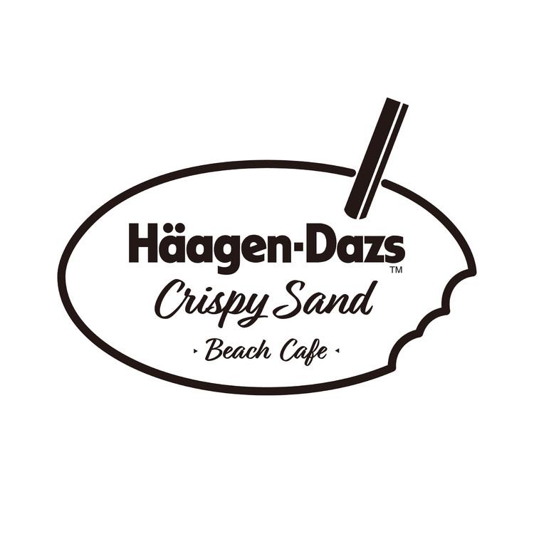 """Häagen-Dazs """"CRISPY SAND BEACH CAFE"""""""