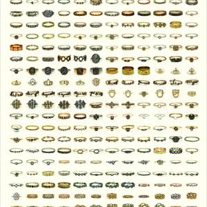 アンダーカバーとのコラボジュエリーも、ノグチビジューのコレクション約1,000点が伊勢丹に