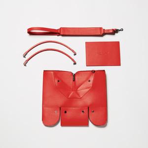 イッセイ ミヤケから分解可能な新作バッグが登場