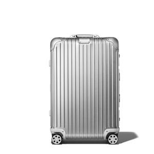 120周年迎える「リモワ」がスーツケースのデザインを刷新