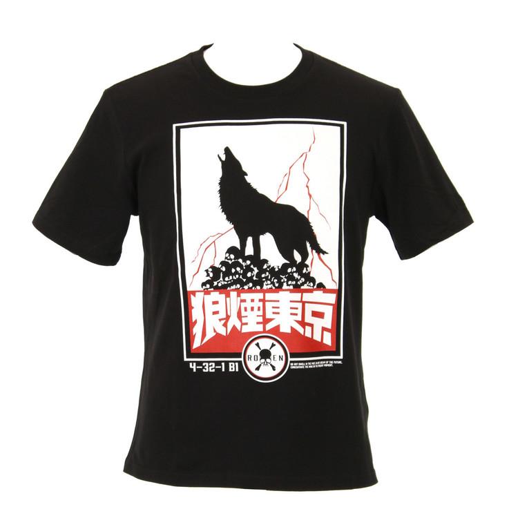 狼煙東京Tシャツ
