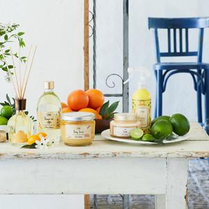 サボン、期間限定で発売した「シトラスブロッサム」の香りをレギュラー化