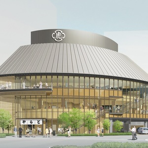 休業中の「とらや 赤坂店」が10月にリニューアル、ギャラリーや喫茶スペースを併設