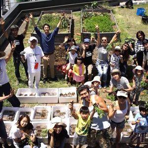 原宿に畑が出現、東急不動産・キューピー・伊藤園などによる新プロジェクト「やさいの森」が始動
