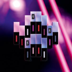 イヴ・サンローランが限定リップマニキュアを発売、ホログラムのように煌めく8色が登場