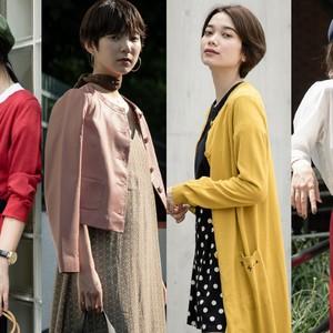 8人のファッションアイコンが作る「フレンチカジュアル」な秋スタイル