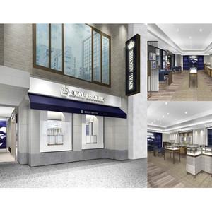 ジュエラー「ロイヤル・アッシャー」が福岡に直営店オープン