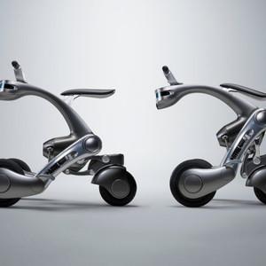 AIロボットがスクーターに、千葉工大開発の「CanguRo」とは?