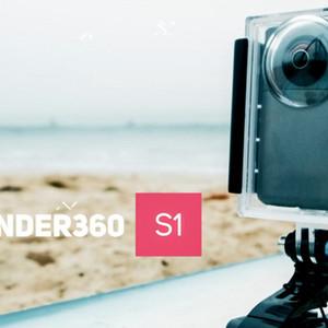 3Dスキャニング機能搭載の360°AIカメラに注目