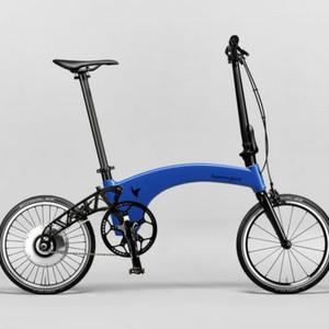 軽量自転車「Hummingbird」に電動アシスト版登場