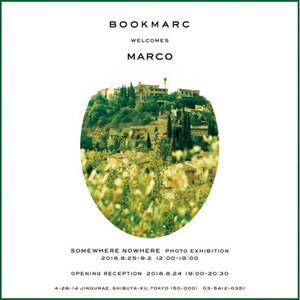 雑誌や広告で活躍する写真家 MARCOの写真展が開催