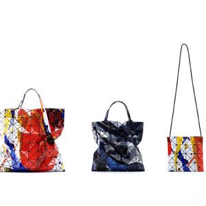 バオ バオ イッセイ ミヤケ、1点ごとに異なる柄を施したバッグ発売