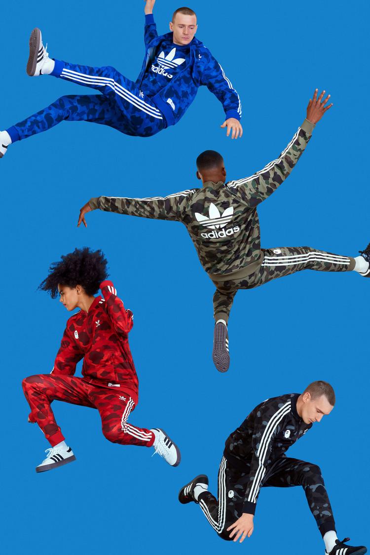 「adidas Originals by A BATHING APE®」