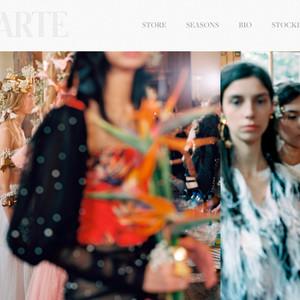 「ロダルテ」が再びニューヨークへ、2019年春夏コレクションを発表