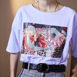 エモダが乾シンイチロウとコラボ、第1弾はTシャツ