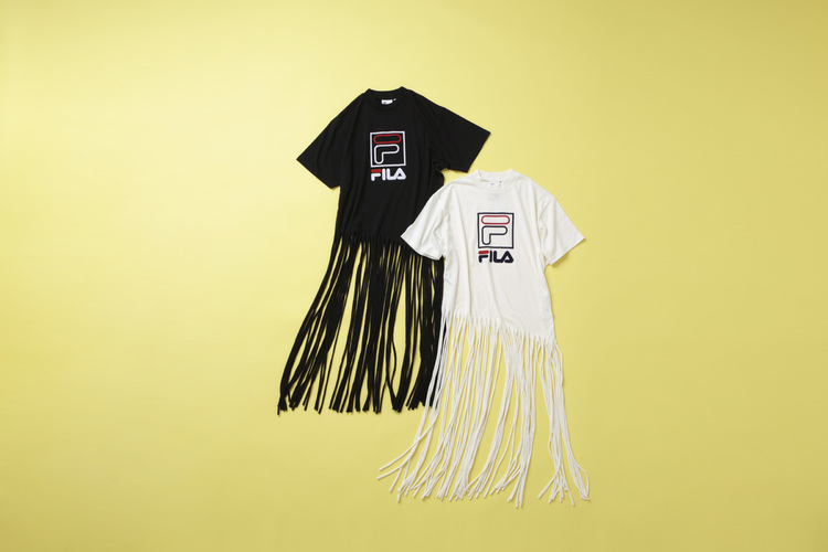 FRINGE LONG T-SHIRTS