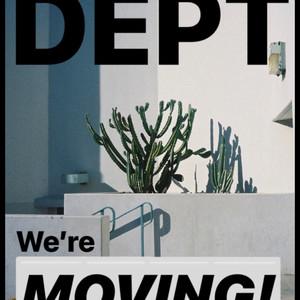 DEPT@VACANTが原宿キャットストリートに移転