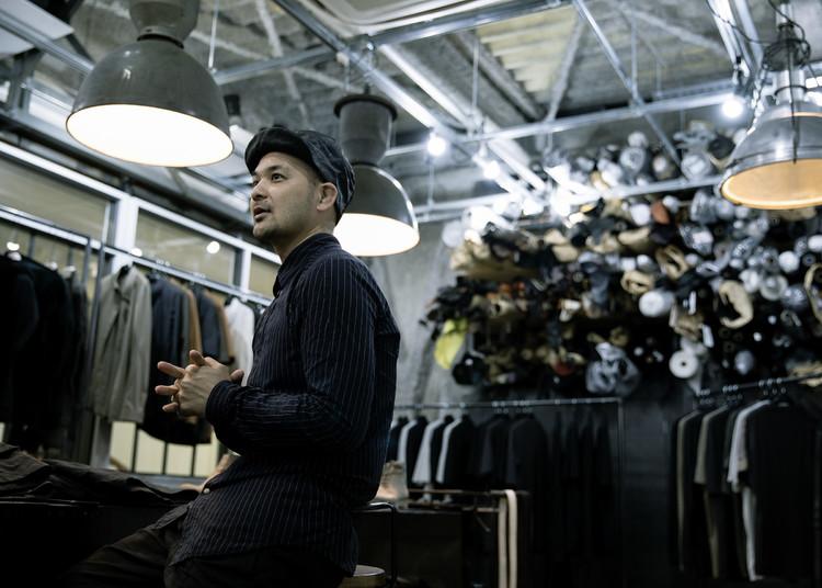 「DEVOA」デザイナーの西田大介