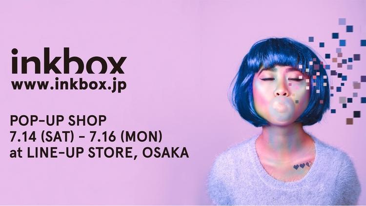 inkbox POP-UP-SHOP