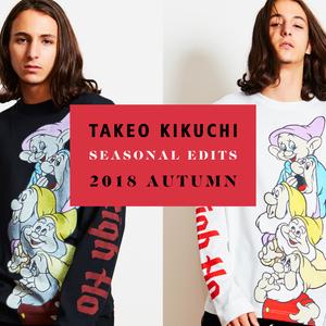 タケオキクチが白雪姫にフィーチャーしたコレクション発売