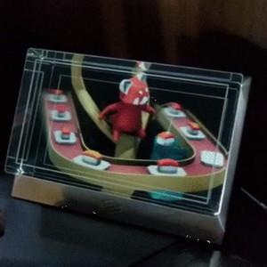 ホログラムを手軽に試せるボックスが登場