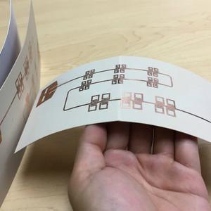 貼り付けるだけで物体をIoT化できる超薄型金属タグが登場