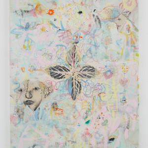 ギャルソンも注目した26歳の美術家、安野⾕昌穂が個展開催