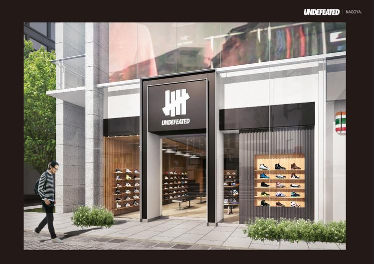 「UNDEFEATED NAGOYA SAKAE」店舗イメージ