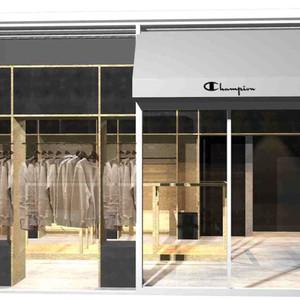 チャンピオン原宿店がカットソー特化型店舗としてリニューアル