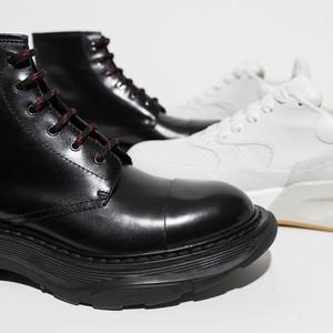 「アレキサンダー・マックイーンで駆け抜ける秋冬」2018AW靴バッグ型録 -Vol.38