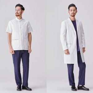 クラシコ×ジャパンブルー、ジーンズのように馴染む白衣発売