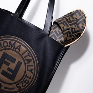 「『FF』ロゴで攻めるフェンディ メンズ」2018AW靴バッグ型録 -Vol.24